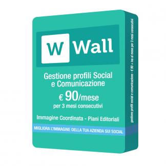 Gestione profili Social